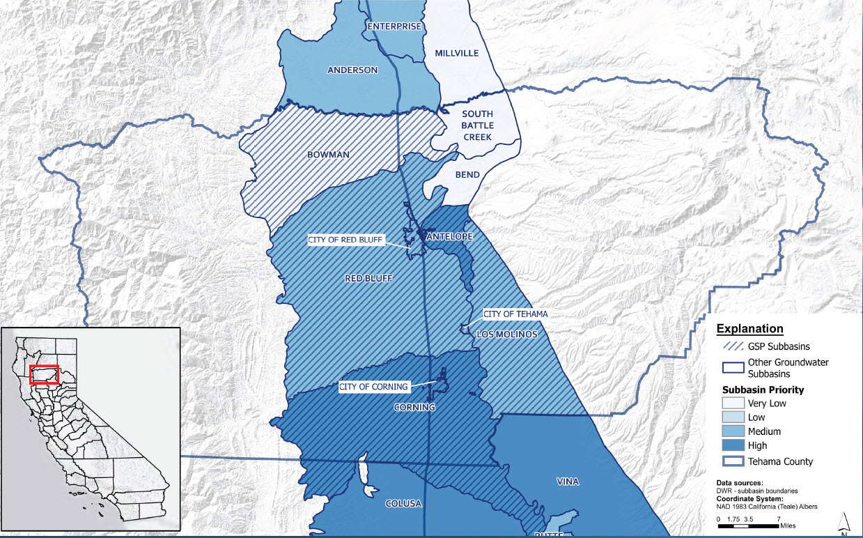 SGMA Map